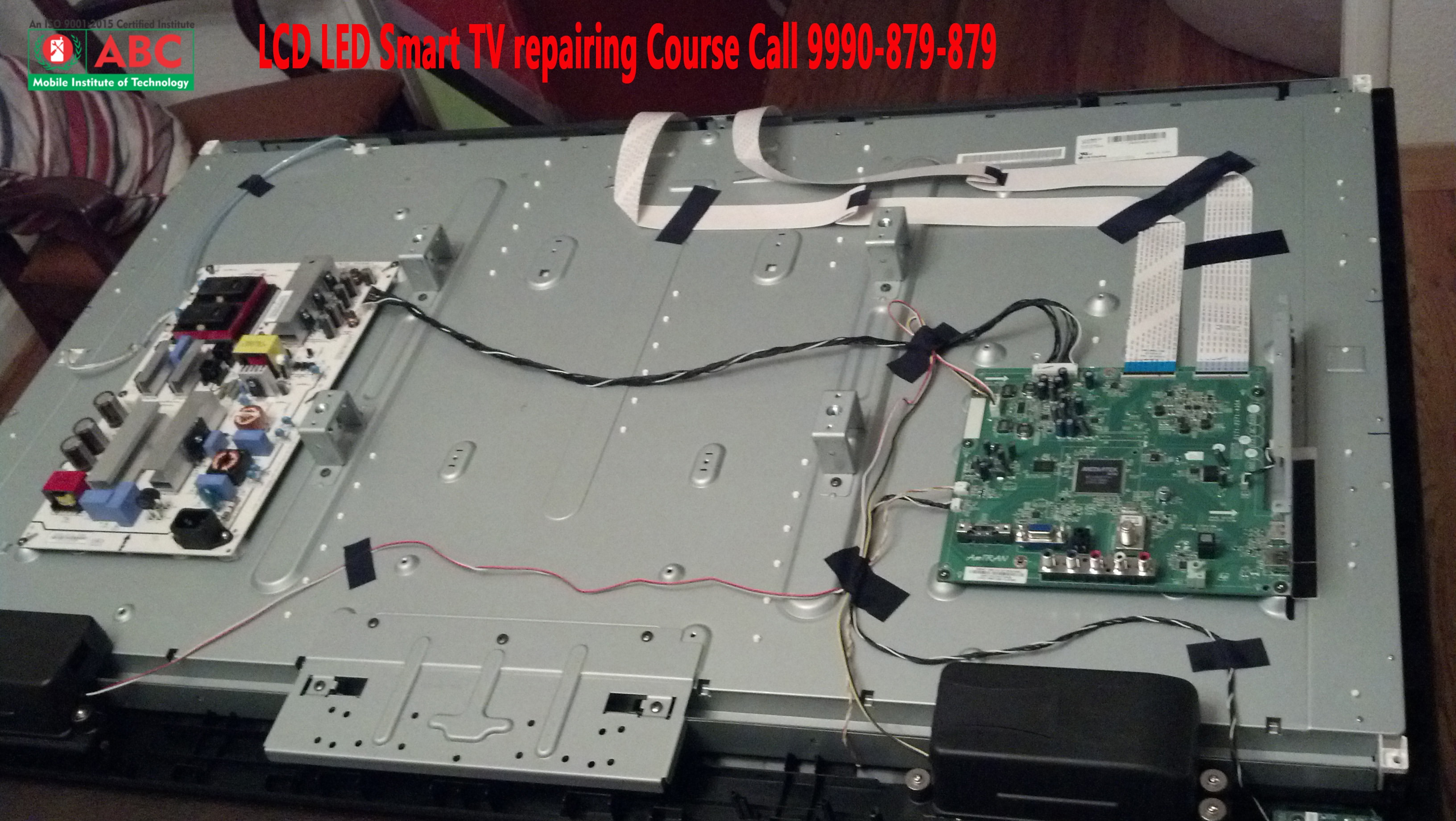 LCD LED Smart TV Repairing Course